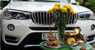 Cách cúng xe mới mua, mới nhận như thế nào?