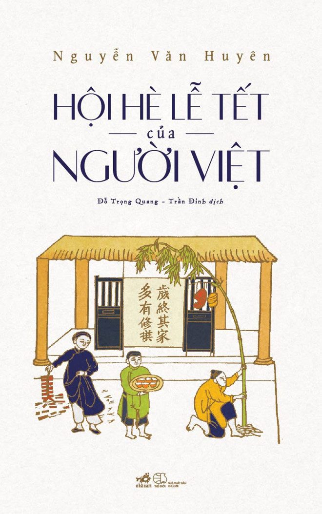 Sách Hội hè lễ Tết của người Việt lý giải tục lệ cúng chúng sinh vào tháng Bảy âm lịch.