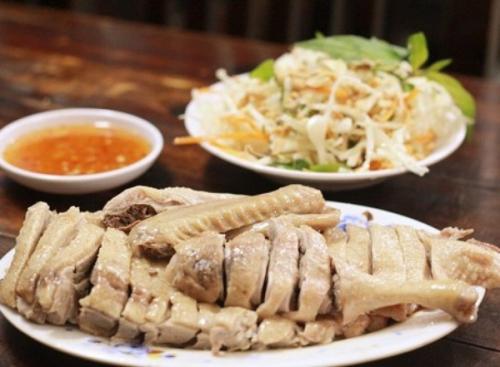 Người miền Trung thường ăn thịt vịt vào ngày Tết Đoan Ngọ